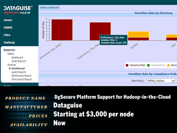 Dg Secure Platform Support for Hadoop