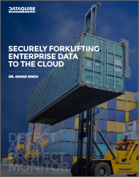 Securely Forklifting Enterprise Data to the Cloud