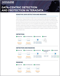 Data Centric Detection and Protection In Teradata