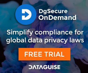Dataguise DgSecure OnDemand Free Trial Offer